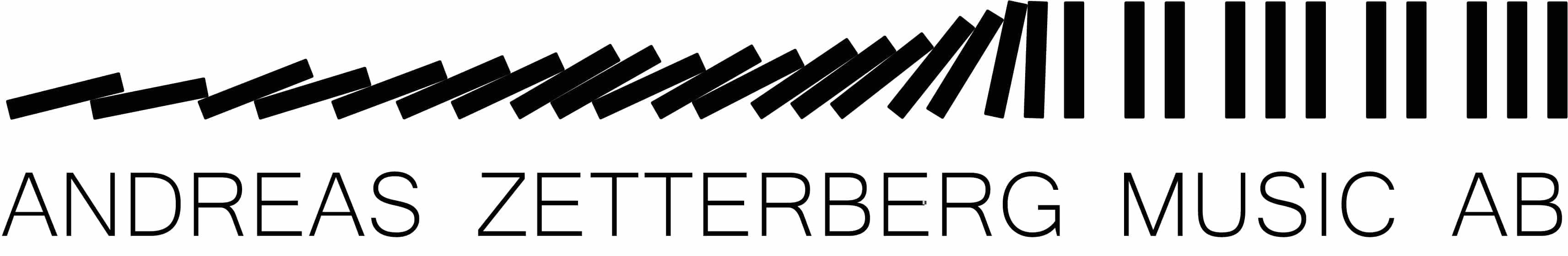 Logga Andreas Zetterberg Music AB